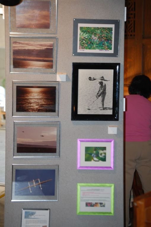 Deb's Photos in Off the Clock Art Show
